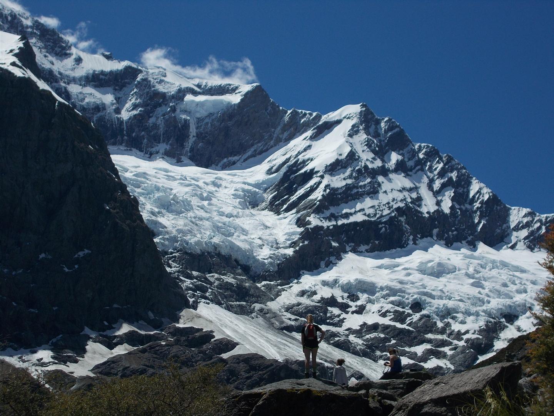 Rob Roy Glacier, New Zealand, December 2018