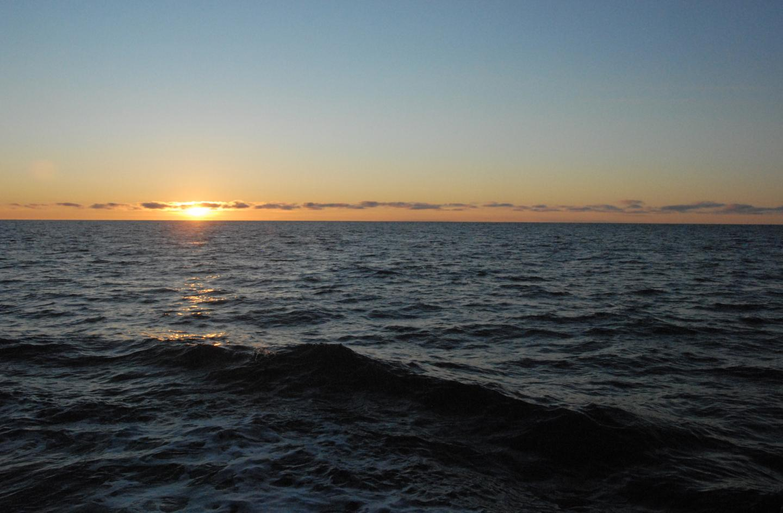 The Chukchi Sea off Alaska