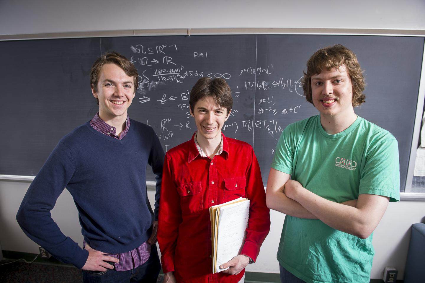 Carnegie Mellon Takes First in Putnam Competition