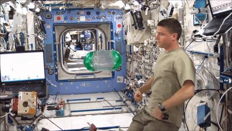 Astronaut Reid Wiseman,  NASA/Johnson Space Center