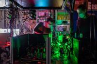 Working on a quantum node