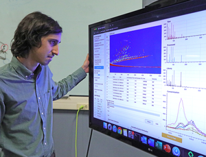 Floodlight software display