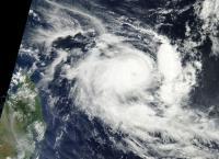 MODIS Image of Fantala