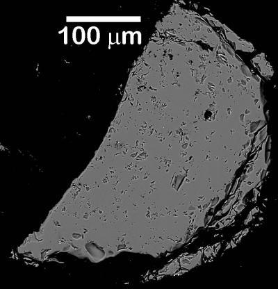 Moon Rock Sample