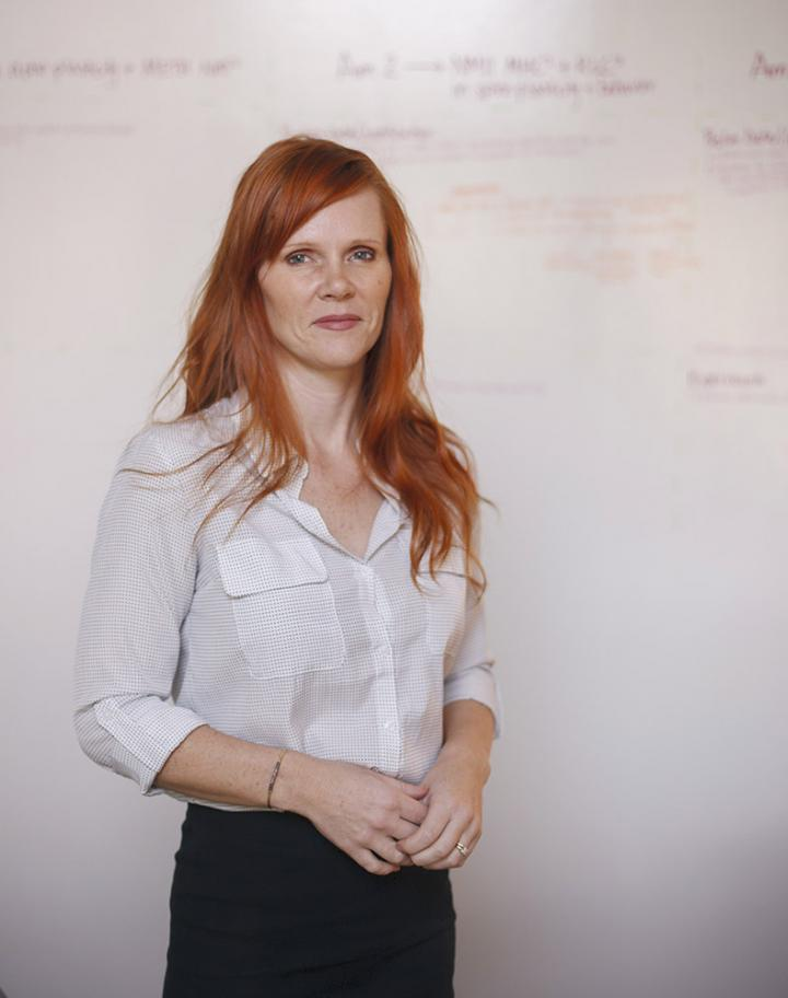 Courtney Miller, Scripps Research Institute