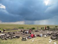 The Excavation Area