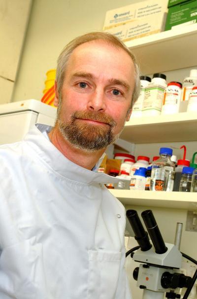 Bill Keevil, University of Southampton
