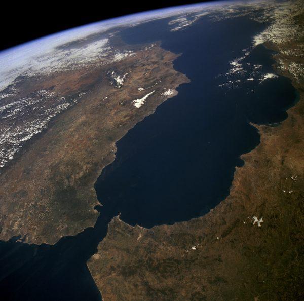 Gibraltar Arc (NASA)