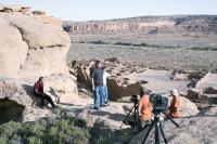Native Americans in Chaco Canyon