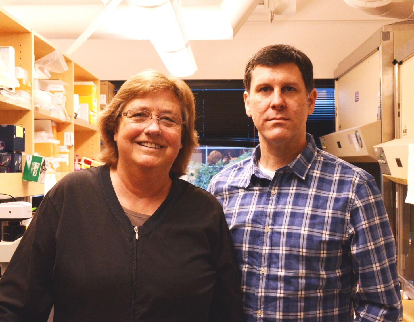 Jeanne Loring and Michael J. Boland, The Scripps Research Institute