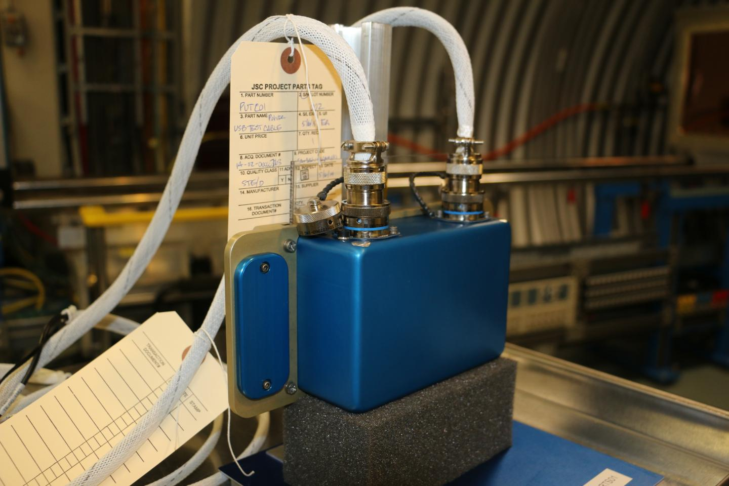 NASA's Battery-operated Independent Radiation Detector