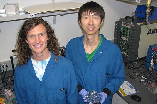 Mackanic and Yu, Stanford University
