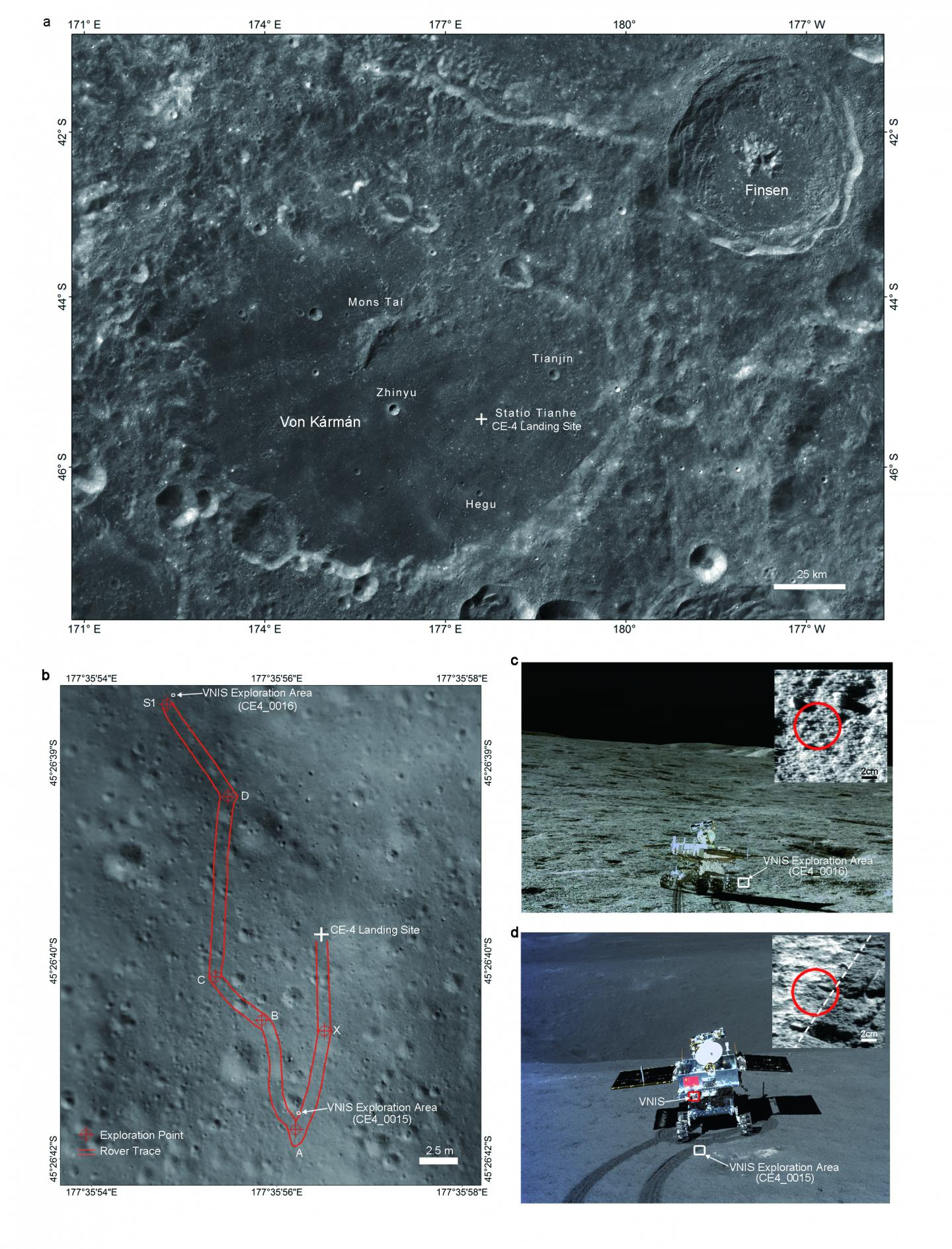 China's Lunar Exploration Project