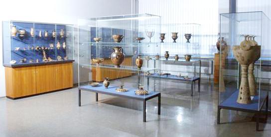 JGU Archaeology Collection