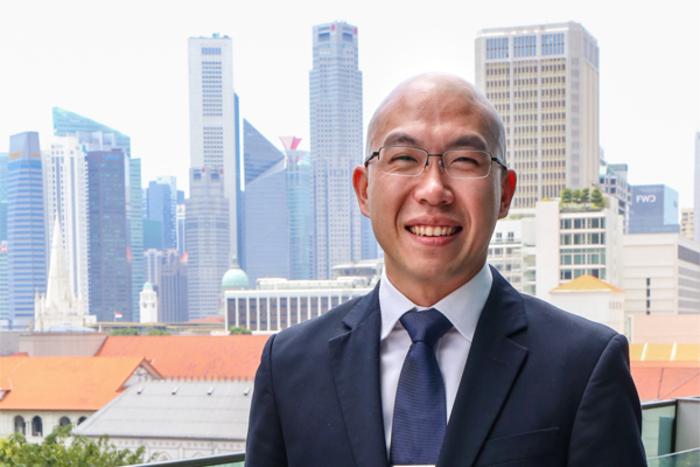 SMU Assistant Professor Aidan Wong