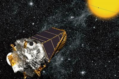 A Tiny Exoplanet