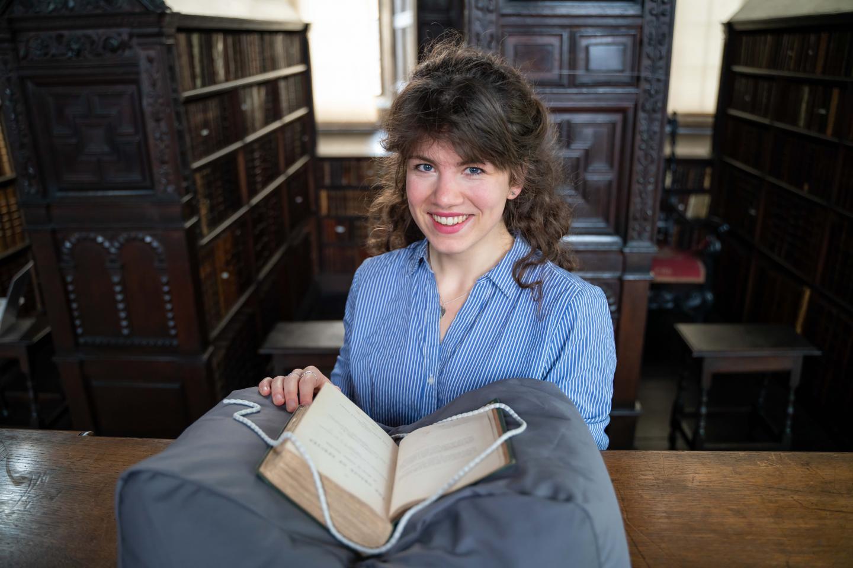 Laura van Holstein, University of Cambridge