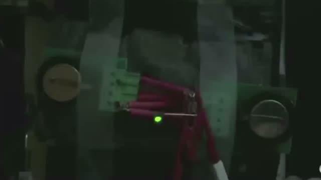 William Dichtel - LED (raw footage)