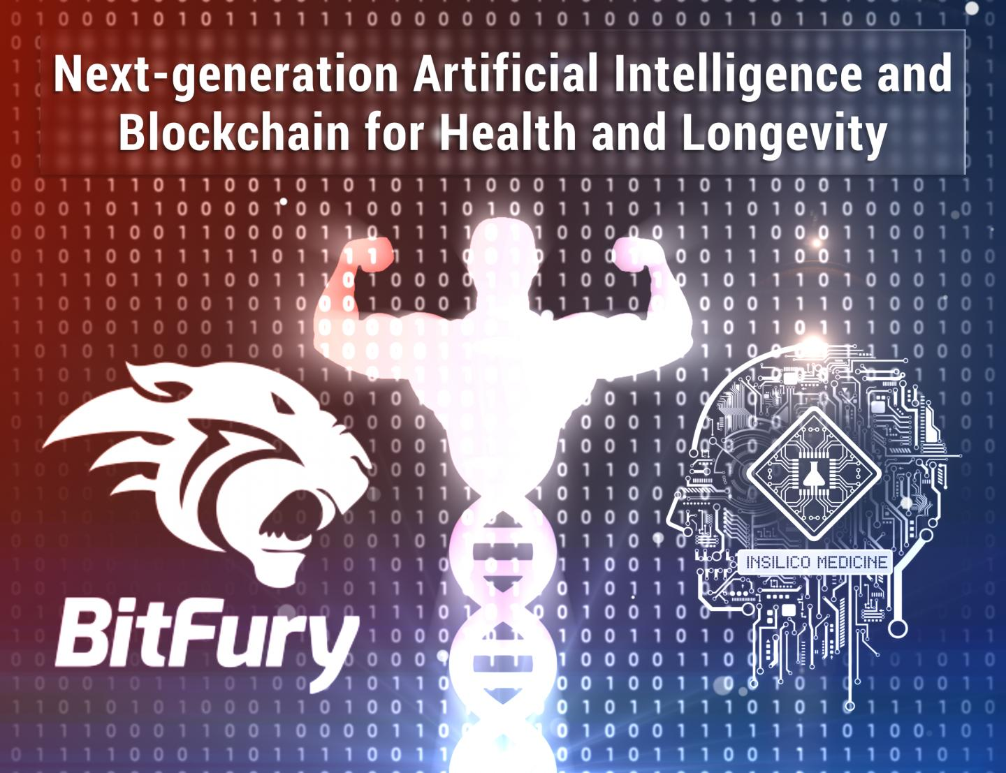 Next-Generation Artificial Intelligence and Blockchain for Healthcare and Longevity