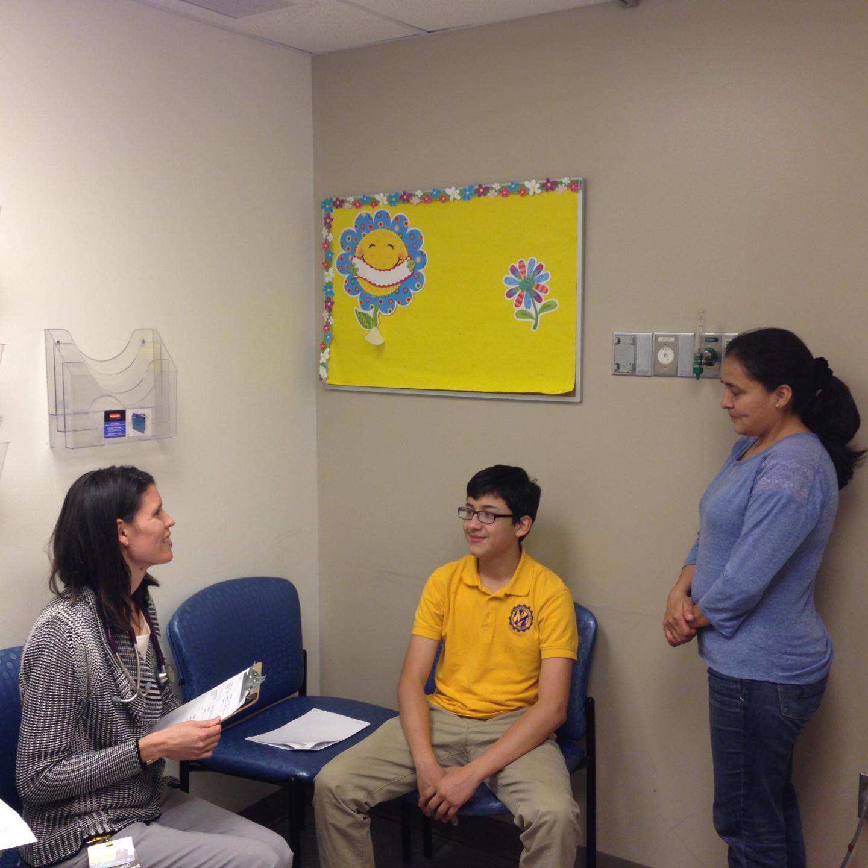 Tania Caballero, Johns Hopkins Medicine