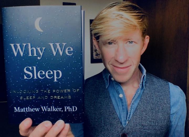 Matthew Walker, University of California, Berkeley