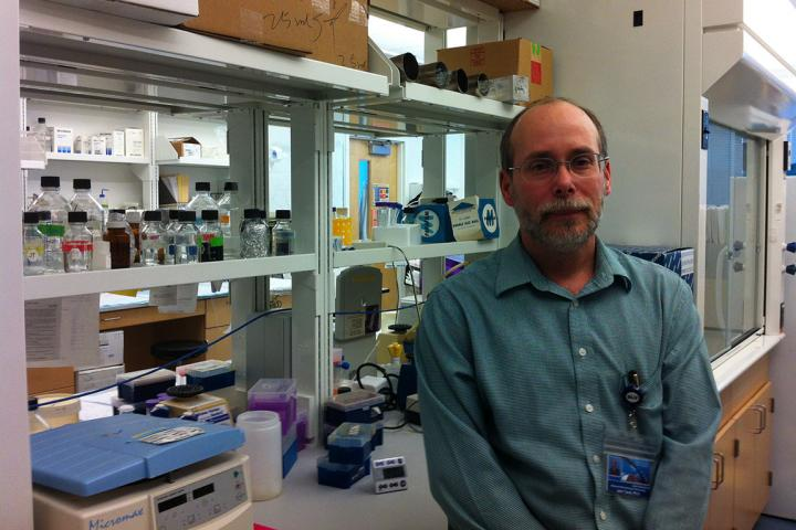 John Tavis, Ph.D., Saint Louis University