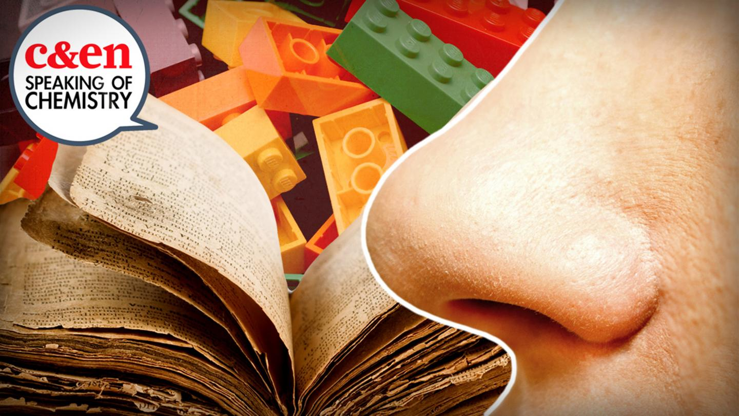 How That 'Old Book Smell' Could Save Priceless Artifacts