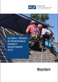 Cover of the New UNEP Report