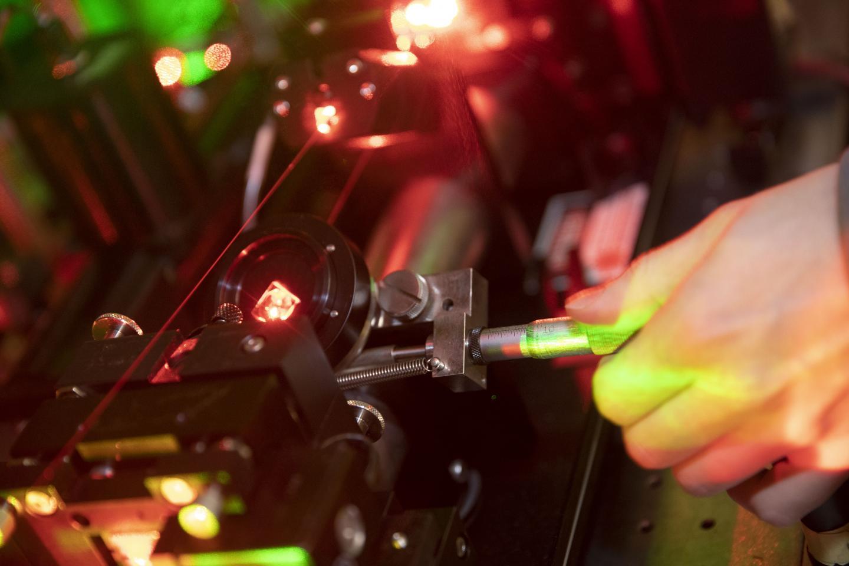 Laser Cooling Image