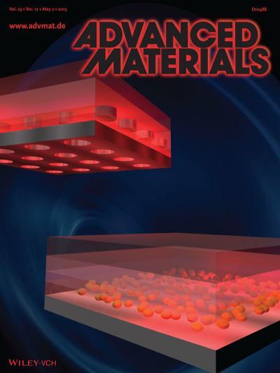 <i>Advanced Materials</i> Journal Cover