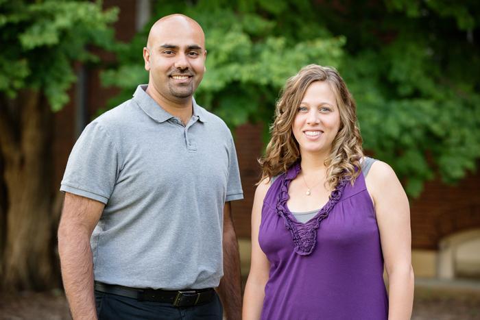 Naiman Khan and Anne Walk, University of Illinois at Urbana-Champaign
