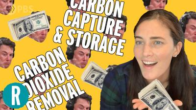 How chemistry makes carbon dioxide removal possible (video)