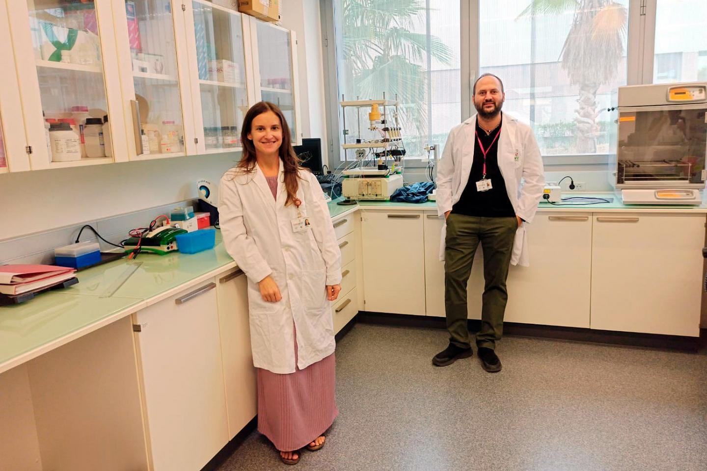 Fabiana Csukasi and Iván Durán, Principal Reseachers of This Study