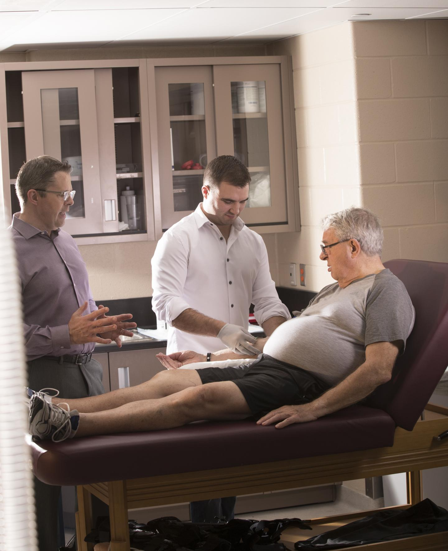 Inactivity Can Generate Diabetes Symptoms in Vulnerable Patients