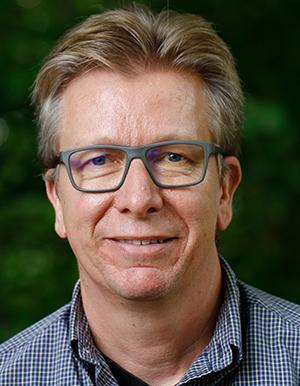 Researcher Jörg Becker
