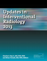 Updates in Interventional Radiology Cover