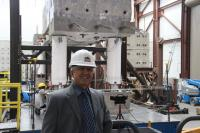 Saiid Saiidi, University of Nevada, Reno