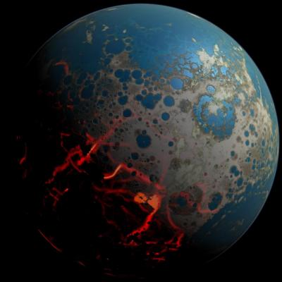 Asteroids Early Earth