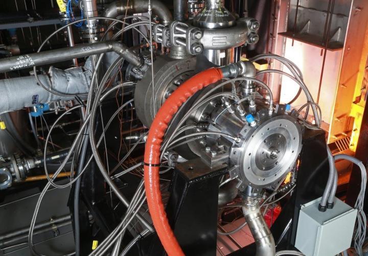 sCO2 Turbine