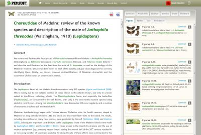 Nota Lepidopterologica (1 of 2)