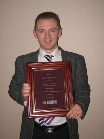 Dr. Ryan Donnelly, Queen's University Belfast