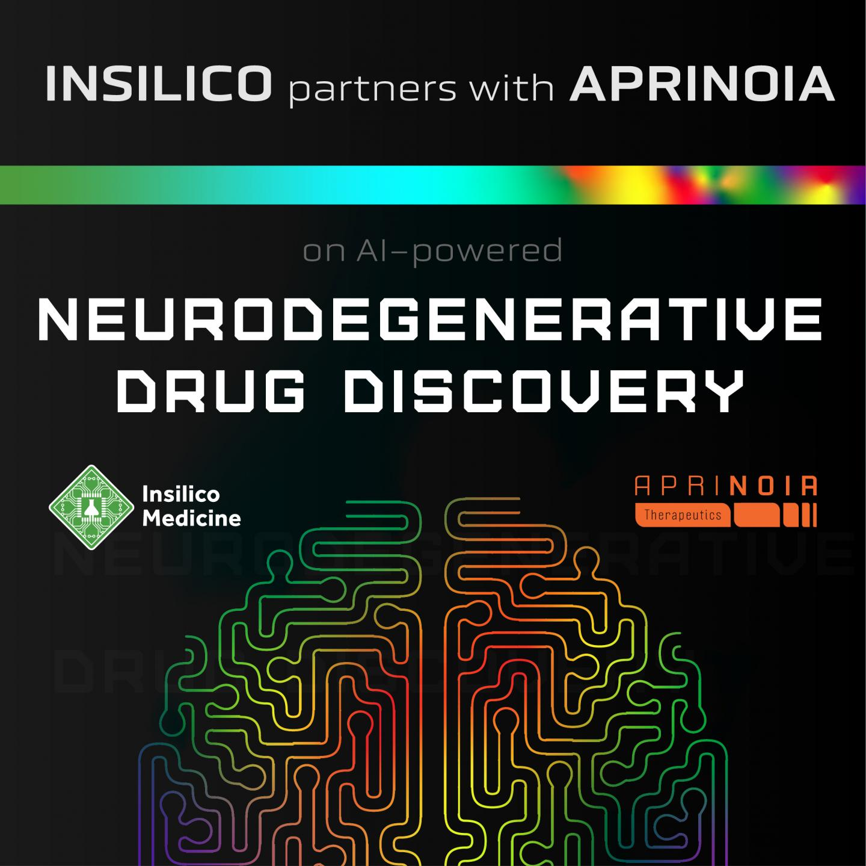 Insilico partners with APRINOIA