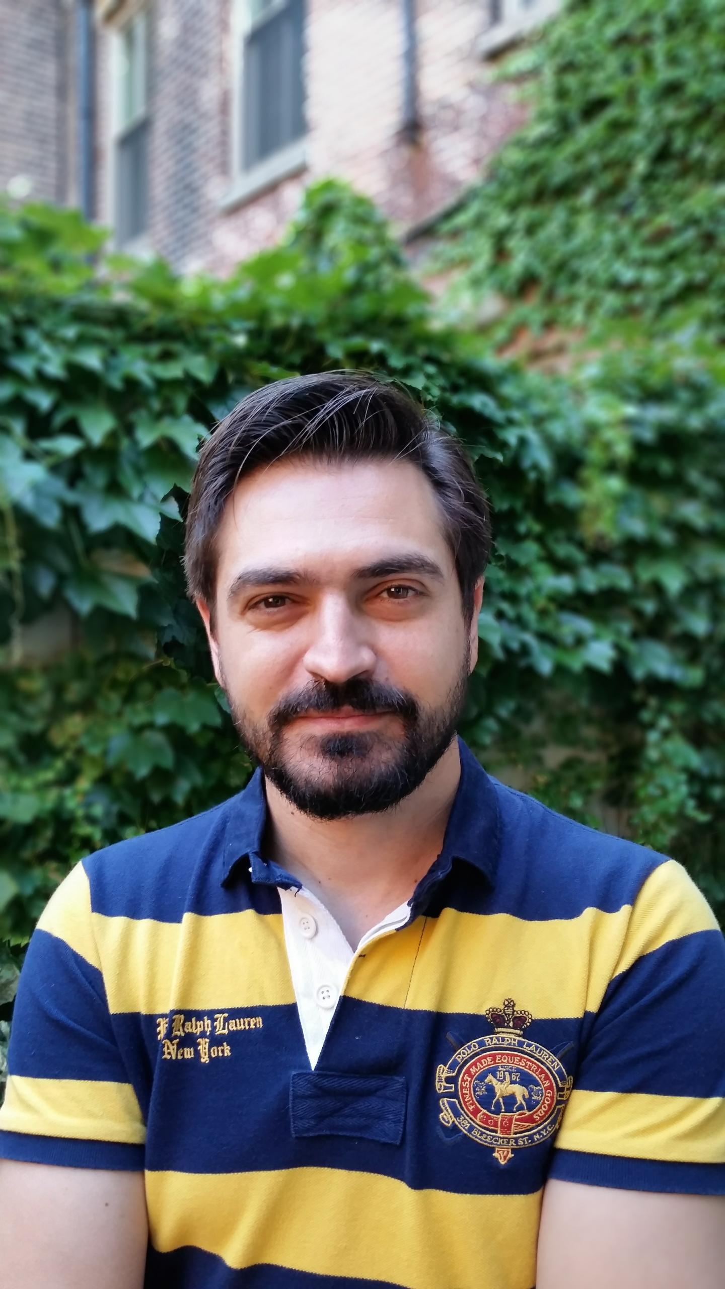 Nikolaos Patsopoulos, American Society of Human Genetics