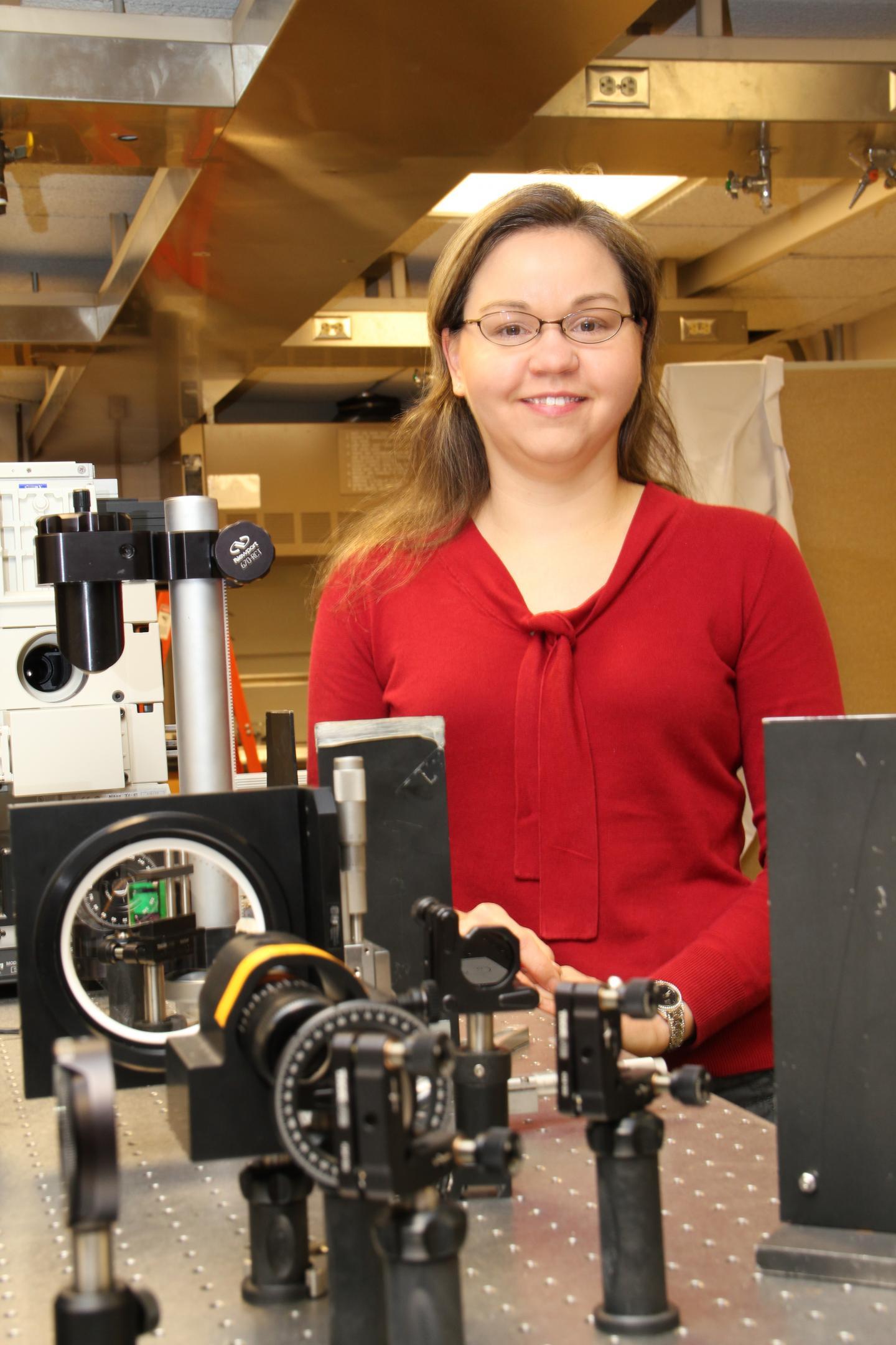 Emily Smith, DOE/Ames Laboratory