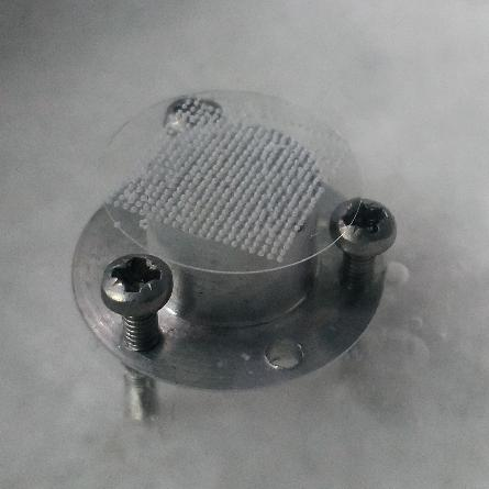 Inkjet-Printed Droplet