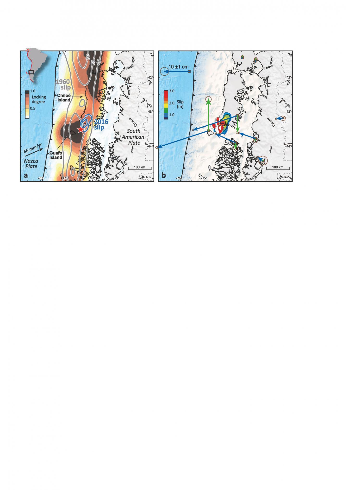 Map of Plate Boundaries