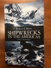 Book: 'Shipwrecks in the Americas'