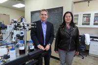 Istvan Kiss, Ph.D., and Yifan Liu, Ph.D.
