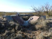 Flume Used to Measure Streamflow
