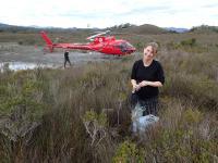 Dr. Bernadette Proemse, University of Tasmania